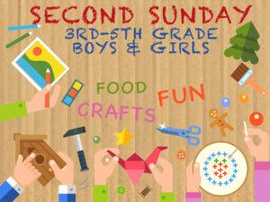 Second Sunday Slide