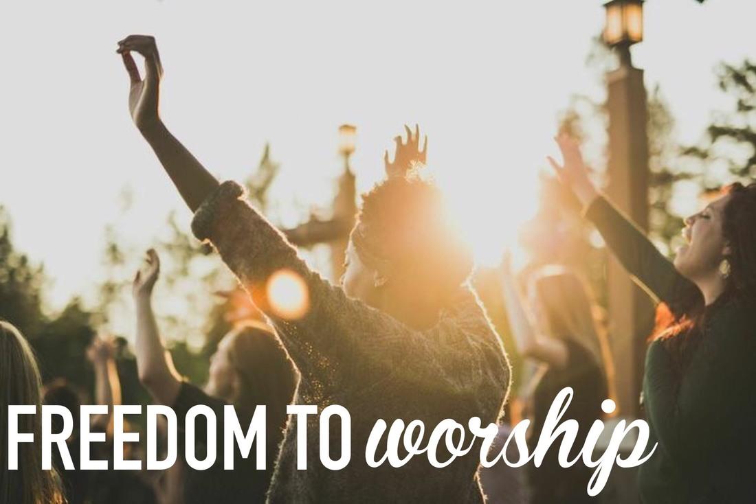 Freedom to Worship